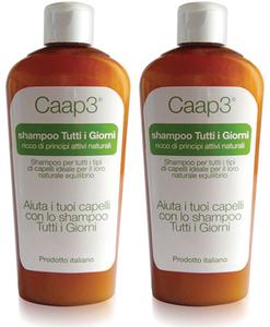 PROMOZIONE, 2 Shampoo Tutti i Giorni. TRASPORTO OMAGGIO.