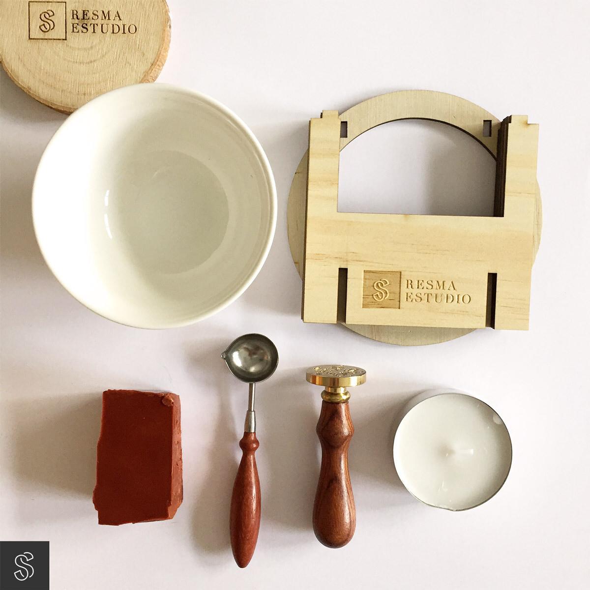 Kit de lacrado tradicional