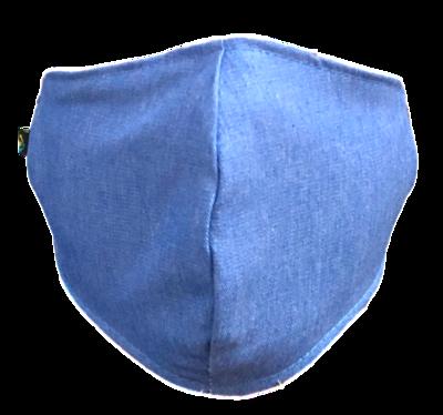Máscara Masculina de Tecido Estampada