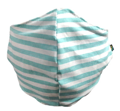 Máscara Feminina de Tecido Estampada