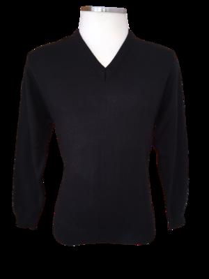 Suéter Decote V Masculino