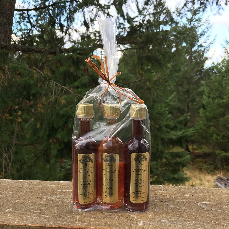 Gift Bag: Fruit Balsamic Vinegar
