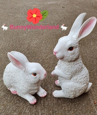 Garden Decoration - Bunny Statue