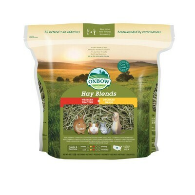 Oxbow Hay Blend Timothy/Orchard 567g