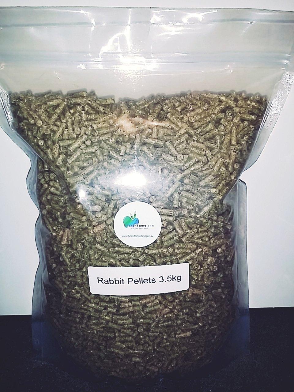 Barastoc Rabbit Pellets 3.5kg