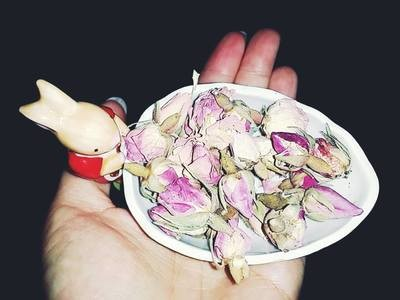 Dried Pink Rose Buds 50g