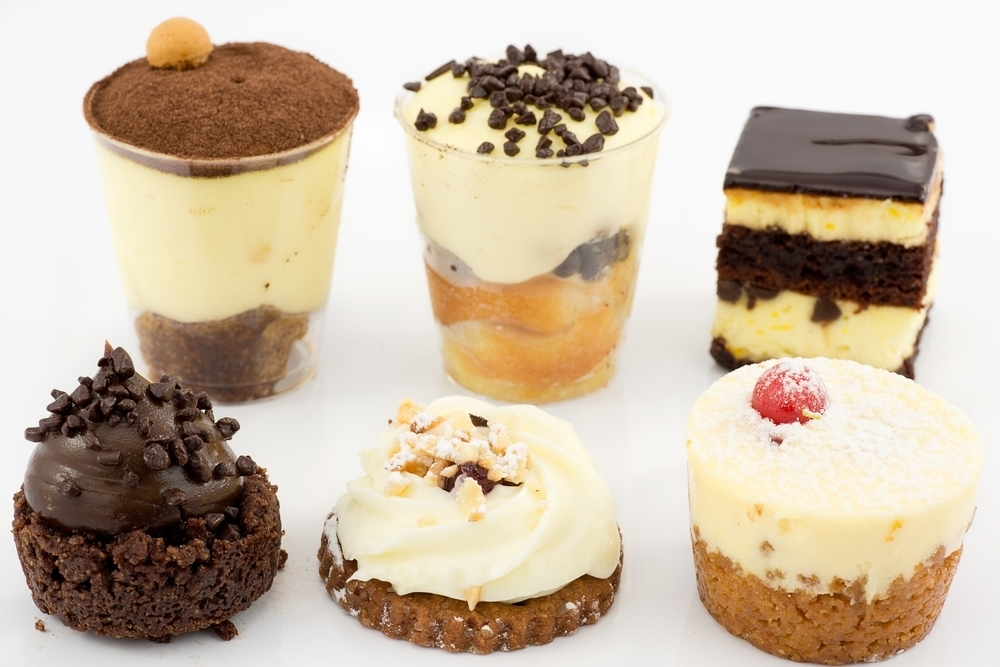 Assorted Mini Pastries - 1doz