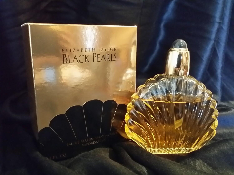 ELIZABETH TAYLOR - Black Pearls (EDP)