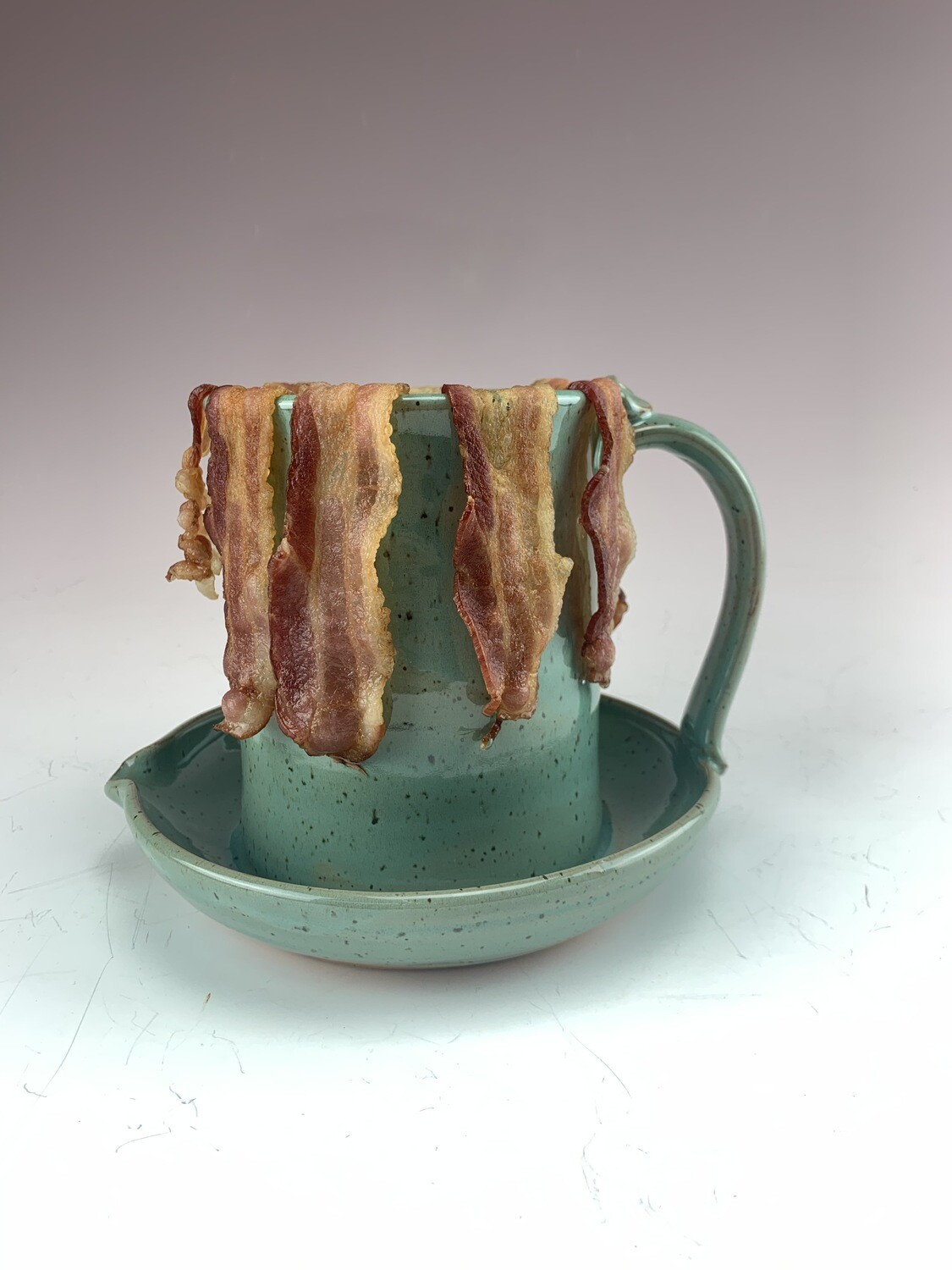 Bacon Cooker/Evelyn