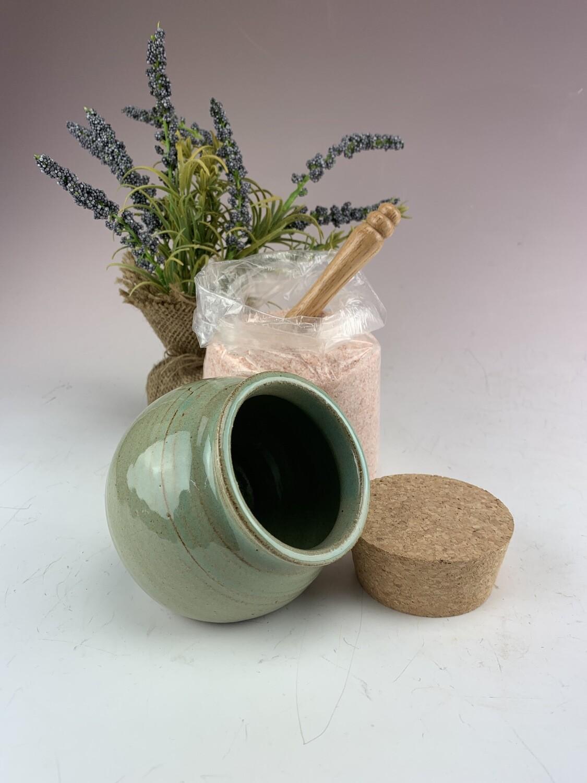 Salt Crock/Evelyn