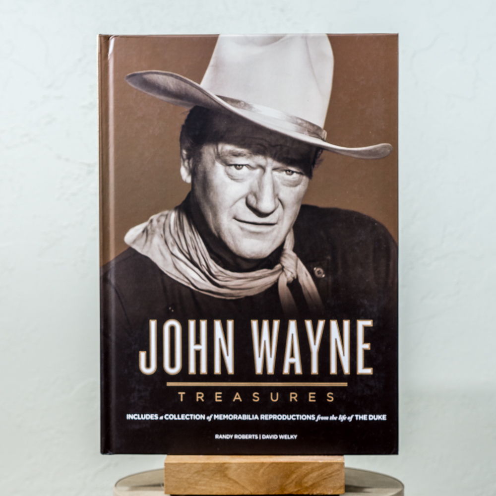 John Wayne Treasures Book SG200057