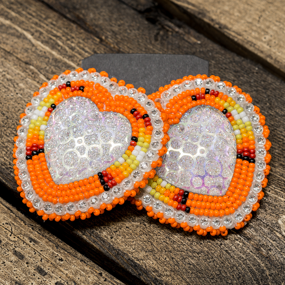 Apache Beaded Earrings JE200027