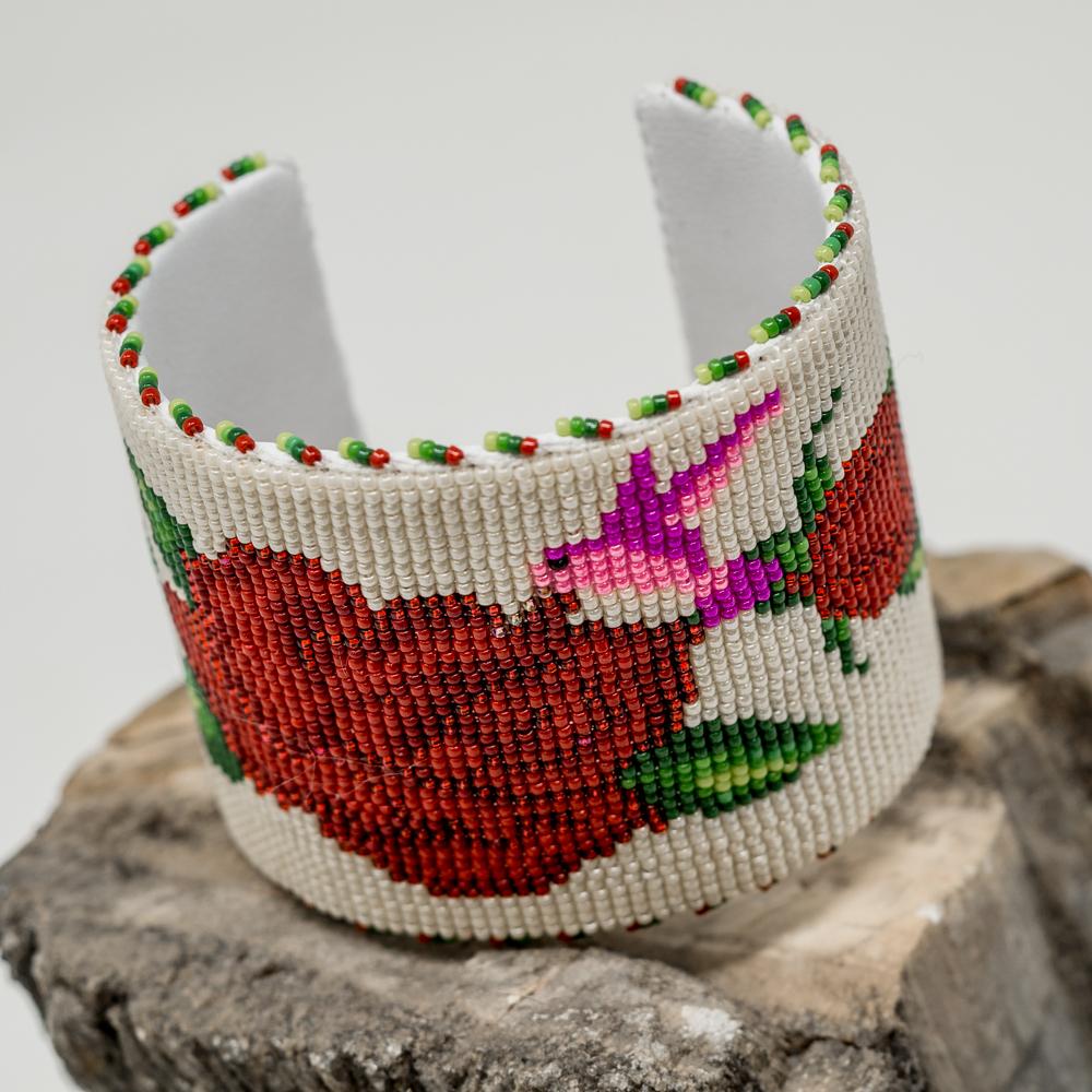 Apache Beaded Bracelet