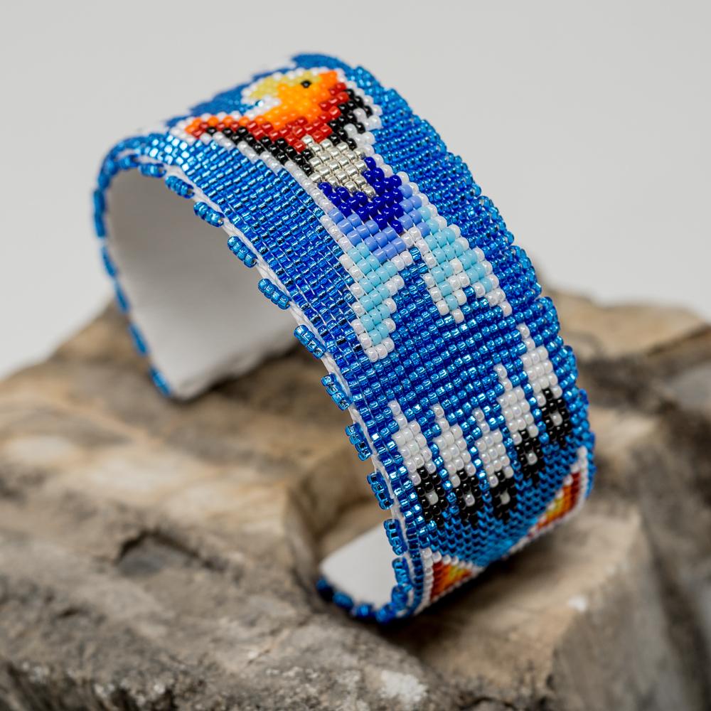 Apache Beaded Horse Bracelet JE200044