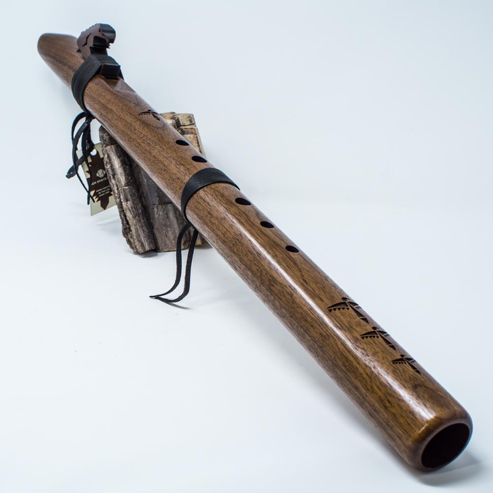 High Spirits Native American Flute Low 'D' SG200060