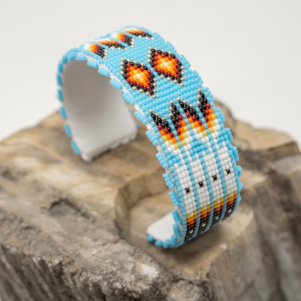 Apache Beaded Bracelet JE200051