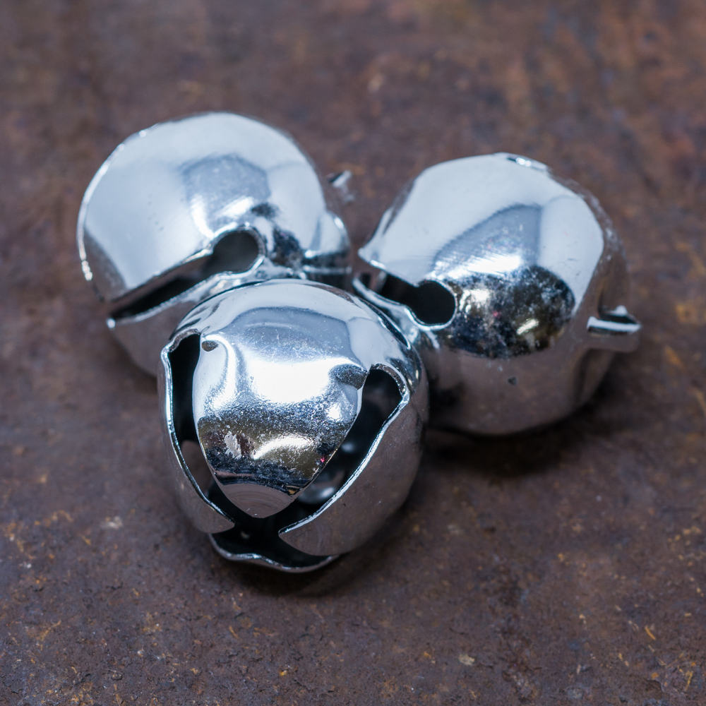 Chrome Bell 3 Sizes Available TP200020