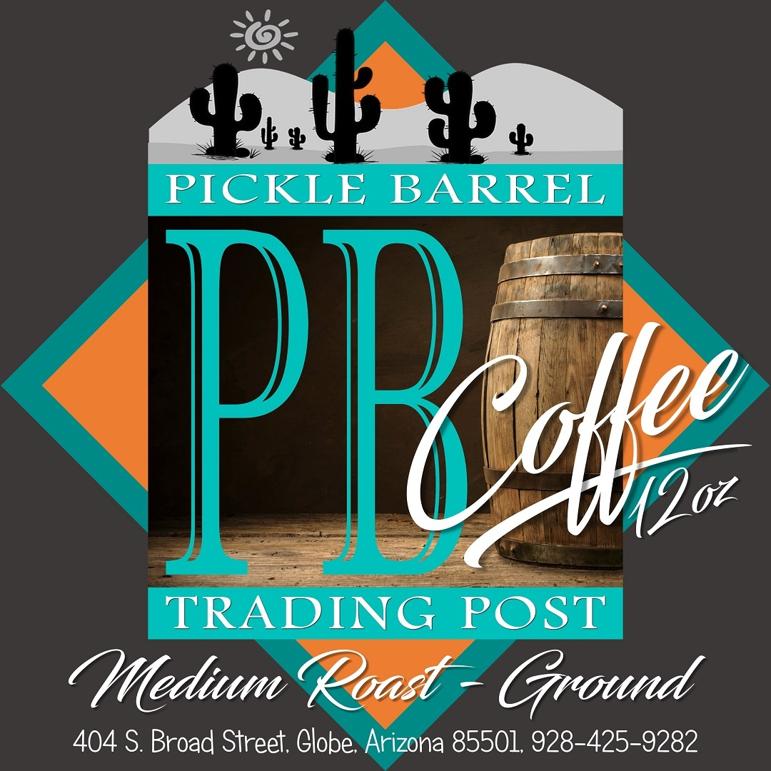 Pickle Barrel Trading Post Gourmet Medium Roast Ground Coffee PA200001