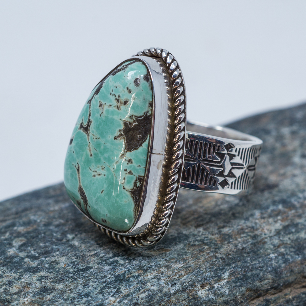 Royston Turquoise Ring JE200098