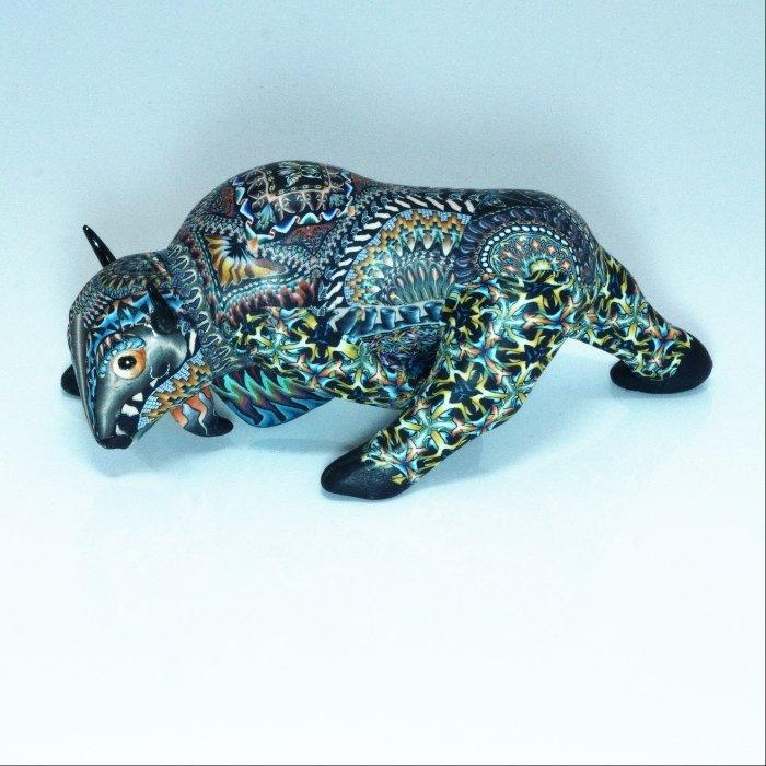 FimoCreations - Baby Buffalo SG170016