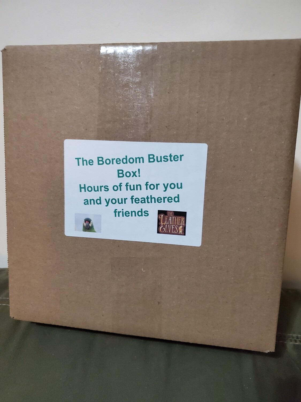 Large Boredom Buster Box