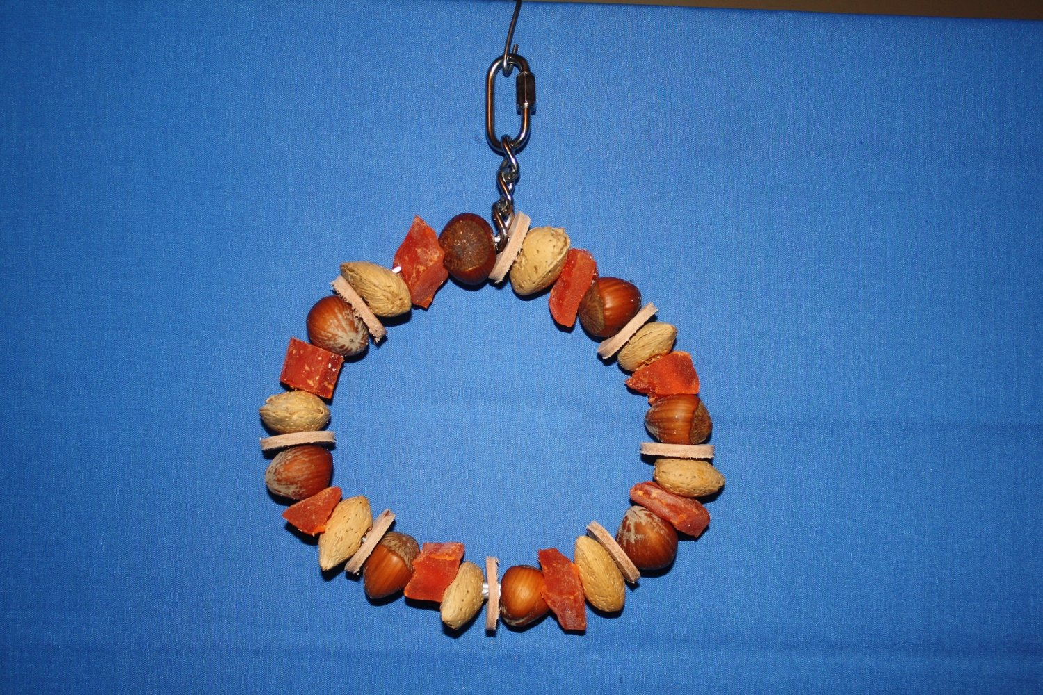 Mixed Nuts, Fruit and Leather
