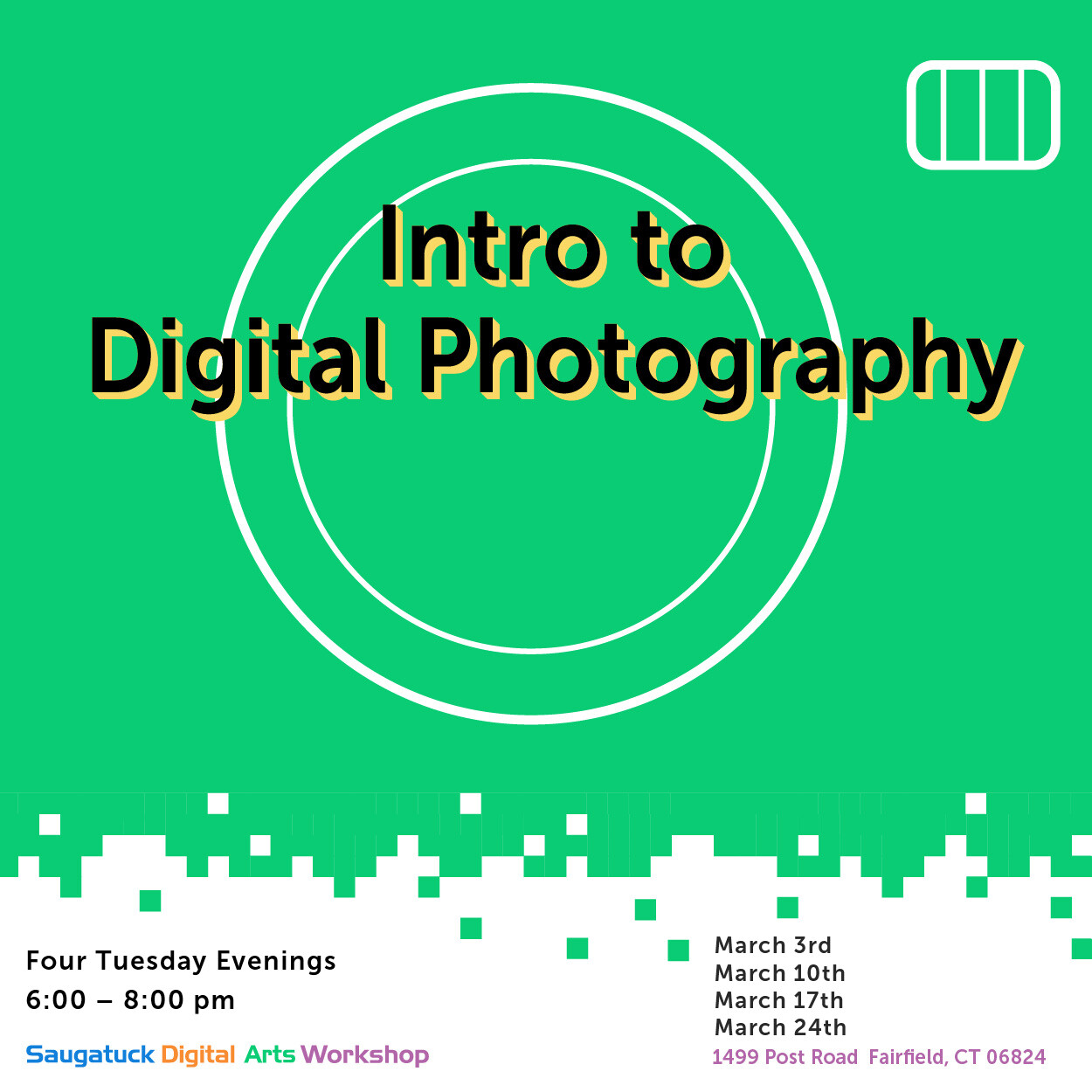 Intro to Digital Photography