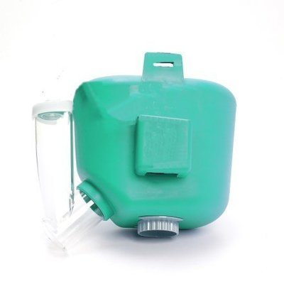Mask Assembly with Aerosol Holding Chamber Kit (includes inlet valve), and Exit Valve