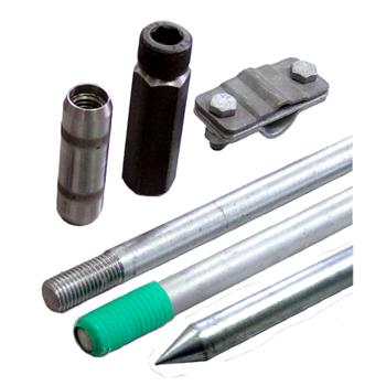 Комплект заземления из оцинкованной стали КЗЦ-12.2-01 (16) 12 м (2х6)