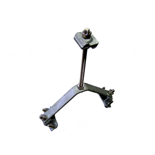 Коньковый держатель проводника КД-1.1-250-95ГЦ