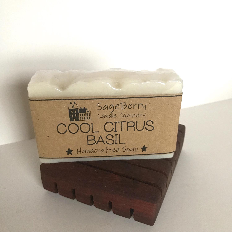 Cool Citrus Basil