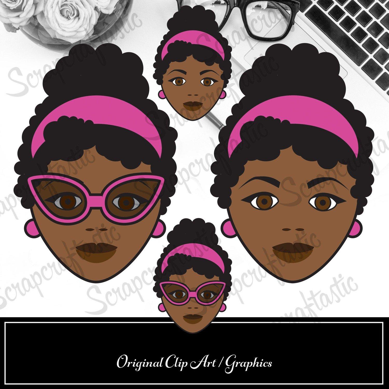 Lucy Pink Original Illustration / Clip Art / Graphics [DIGITAL]