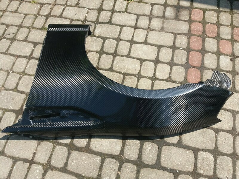 Manufacturing defect - NO RETURN - Front fenders for Toyota Gt86, Subaru BRZ, Scion FR-S from Carbon Fiber