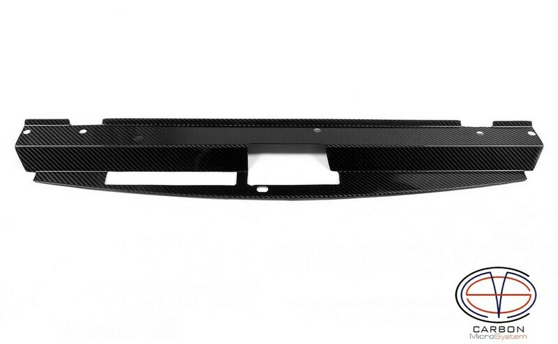 Radiator cooling panel from Carbon Fiber for Lexus IS200, IS300 GXE10