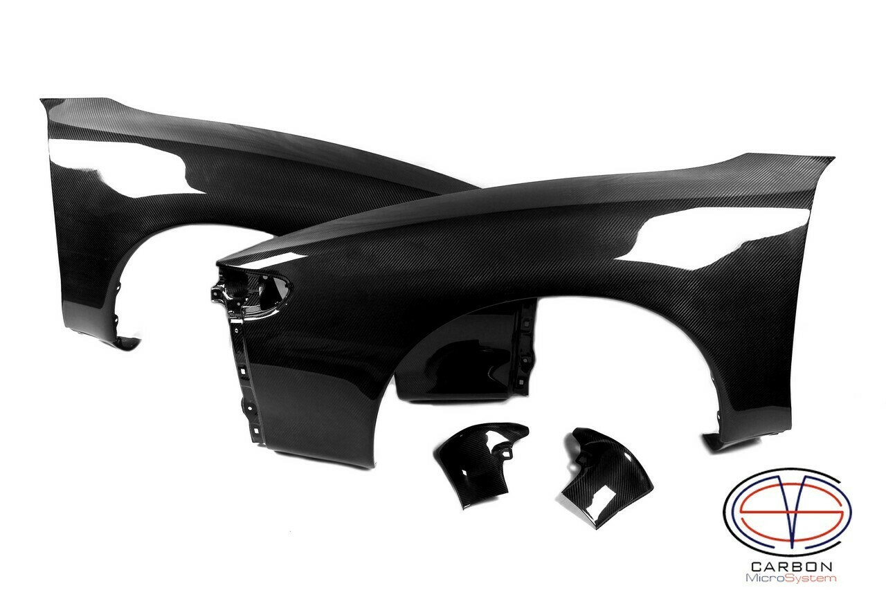 Front fenders for Toyota Celica ST18 from Carbon Fiber