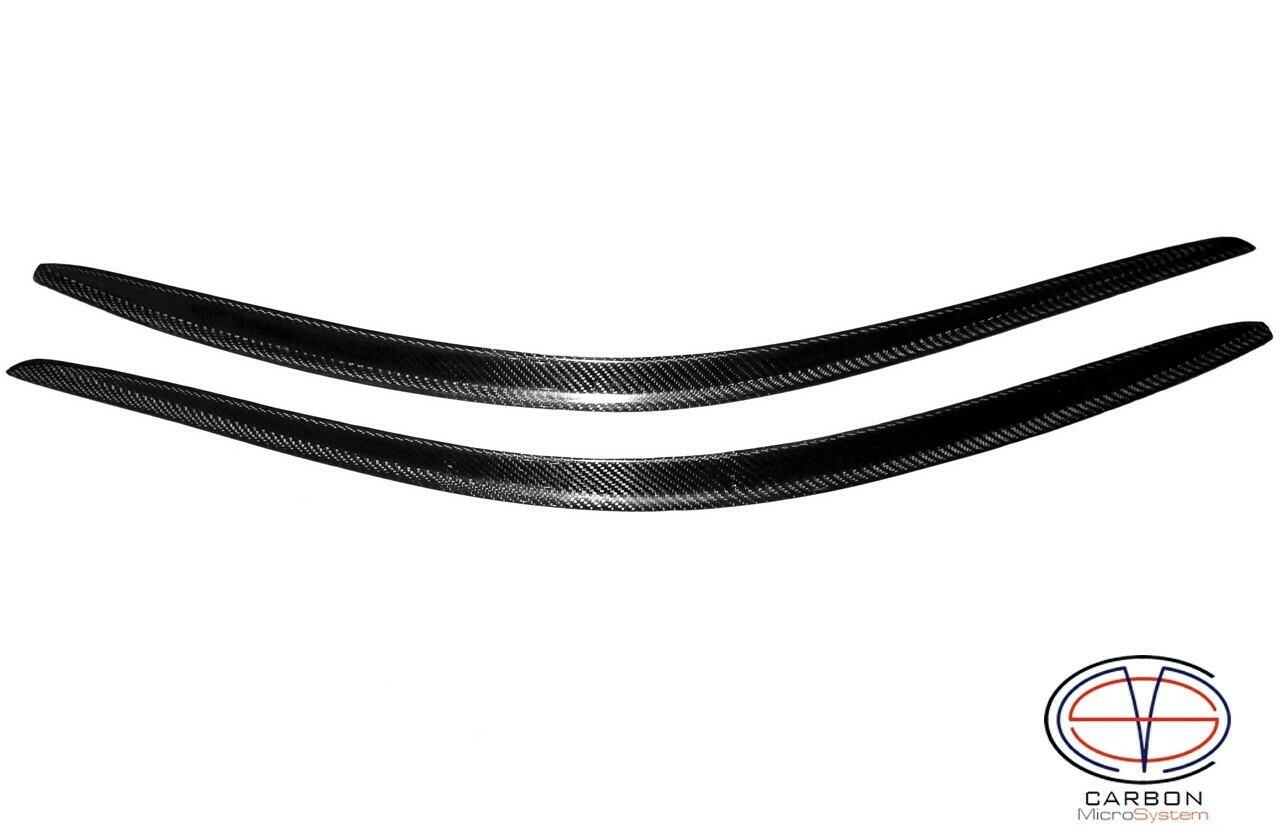 Window Wind - Rain Deflectors from Carbon Fiber for TOYOTA Celica  ST 182, ST 183, ST 185 GT4