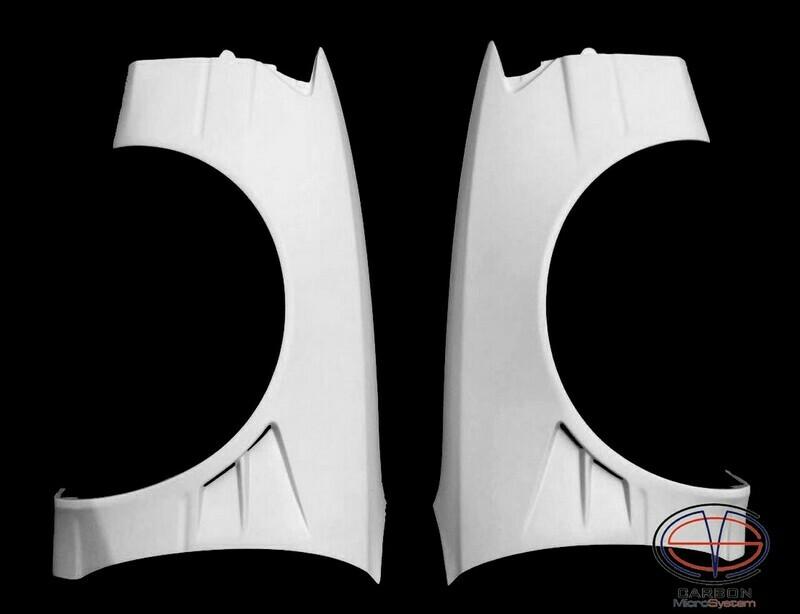 Front fenders for TOYOTA Levin/Trueno AE110, AE111 Fiberglass