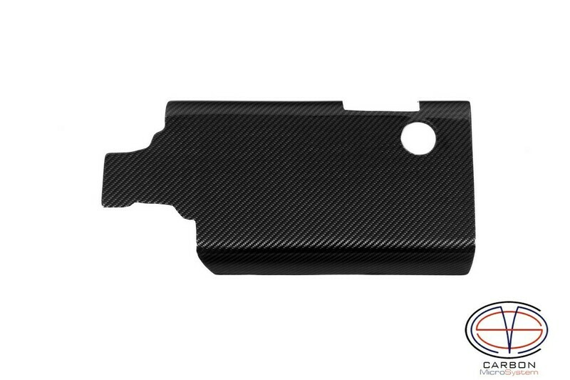 Spark plug cover from Carbon Fiber for 3S-GE - 3S-GTE engine Gen3 (for side intake manifold)