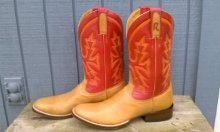 """""""Goin' to Town"""" Boots by Rod Patrick Bootmakers"""