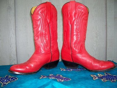 Two things totally impress me...and one is how soft and beautiful these Corral boots are!