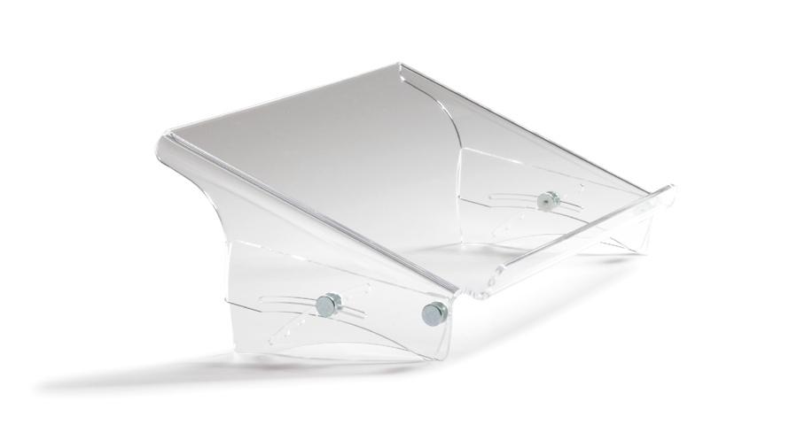 Q-doc 415 in poliertem Acrylglas