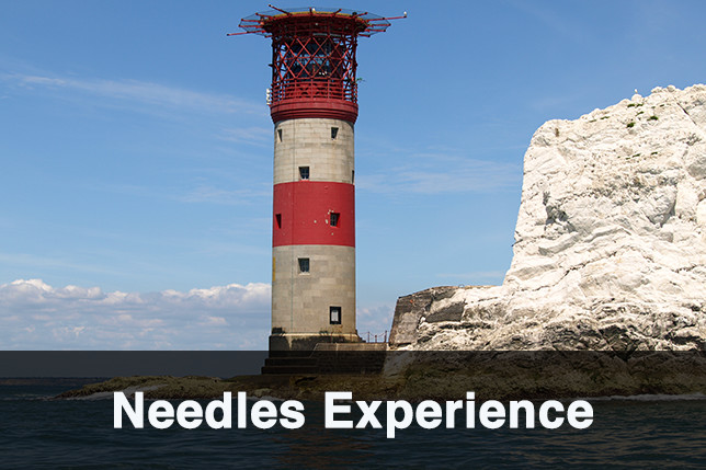 Needles Charter - PRICE FREEZE