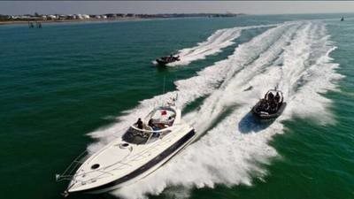 Charterdays-FAIRLINE TARGA 43 ISLE OF WIGHT CRUISE