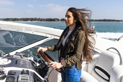 Charterdays-Fairline Targa 43 Motor Cruiser Driving Experience