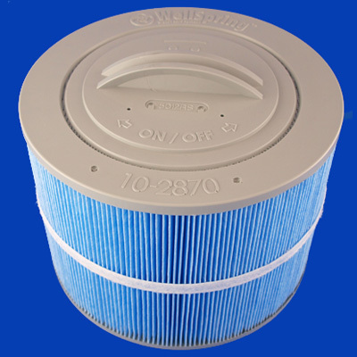 10-2870, Filter, Cartridge, Microban, 2003 - Present except STIL