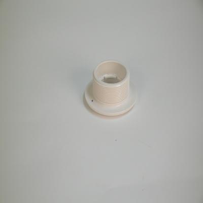 10-1011, PVC, Bulkhead, Body, 1-1/2