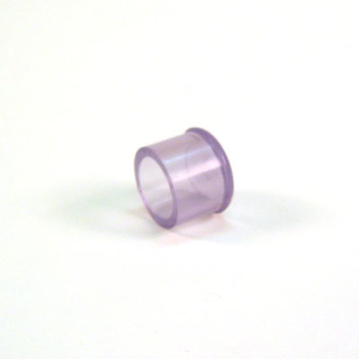 10-1705, PVC, White Plug, 3/4