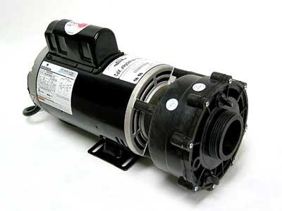 65-1015, Pump, AquaFlo, 2.5/4.8Hp, 240V, 56F, 60Hz, Two-Speed, 2002 - Present
