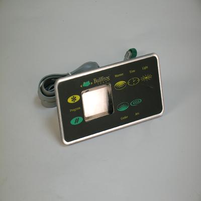 65-1210, Control, Pad, Premium, 1 Pump, 1997-2000