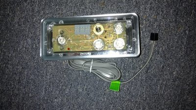 65-1187, Control, Pad, Standard, No Overlay, 1997-2003